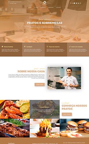 Imagem modelo de site 01