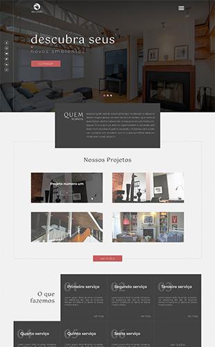 Imagem modelo de site 02