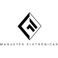 Logo LF Maquetes Eletrônicas